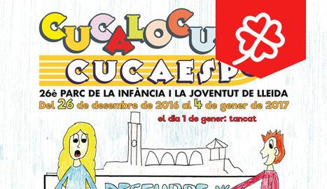 El cartell d'enguany del Cucalòcum i Cucaesport