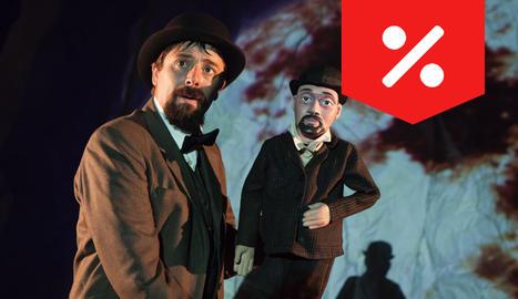 Escena de l'espectacle 'Monsieur Croche'