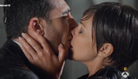El petonàs d'Alberto i Ana.