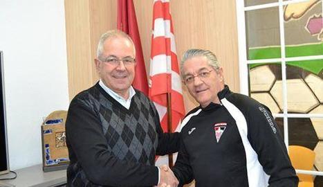 Miguel Rubio, nou tècnic de l'Atlètic Segre.
