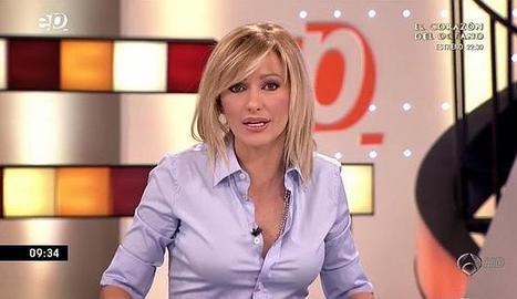 Susanna Griso a 'Espejo público'.