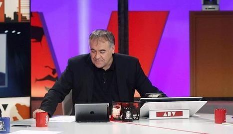 García Ferreras en l'especial.