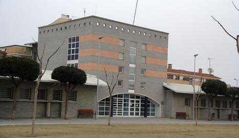 Imatge de la residència Comtes d'Urgell de Balaguer.