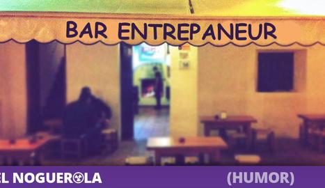 Obre a Lleida un bar especialitzat en entrepans perquè es considera 'entrepaneur'