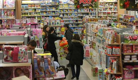 Una botiga de joguines