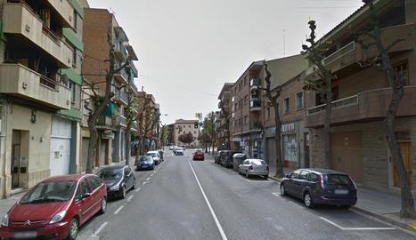 Els fets van ocórrer al 81 de l'avinguda de les Garrigues.