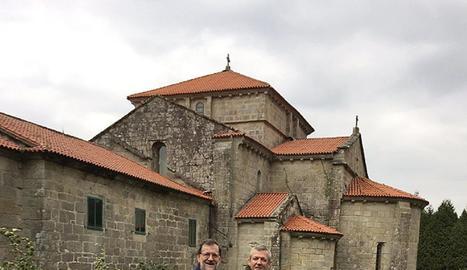Rajoy va començar l'any amb una caminada a Galícia.