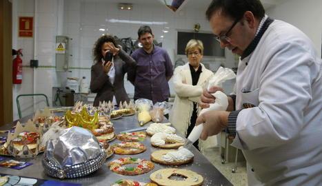 Lleida espera mantenir les vendes de tortells de Reis