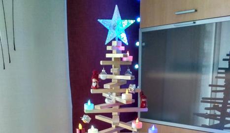 El nostre arbre de Nadal