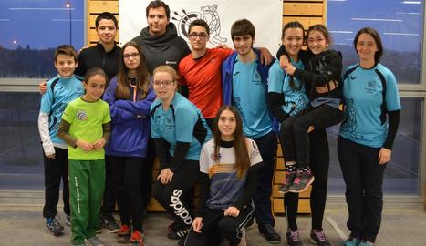 Primer Clínic del Club Tir amb Arc Lleida