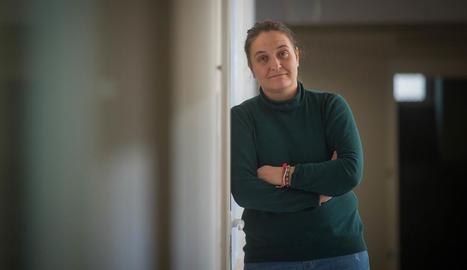 """Tània Balló: """"Les poetes de la Generació del  27 no han estat oblidades, sinó silenciades"""""""