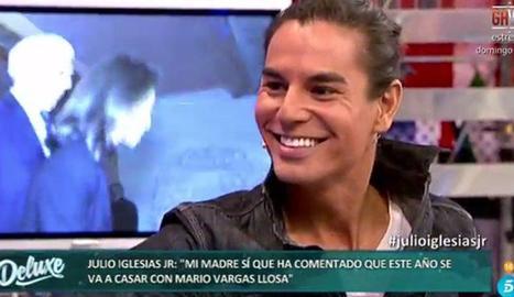 Julio Iglesias Jr. al 'Deluxe'.