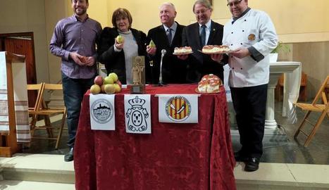 La presentació dels actes de Sant Antoni Abat a Lleida