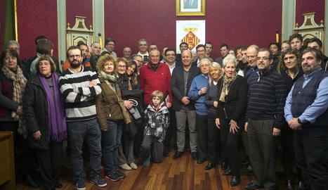 Punt d'informació de la UOC a Solsona ■ El punt d'informació de la Universitat Oberta de Catalunya a Solsona s'ha traslladat del consell a la biblioteca municipal.