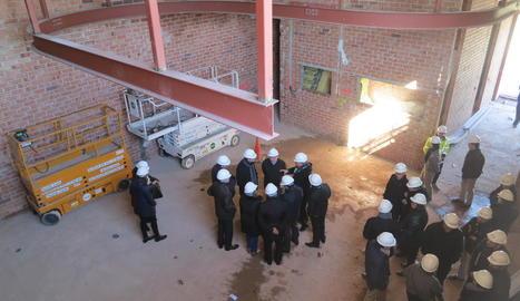 L'edifici de Veterinaria obrirà per fases i la primera estarà llesta al febrer