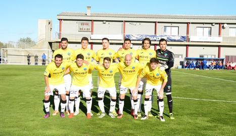 El Lleida empata en el camp de l'At. Llevant