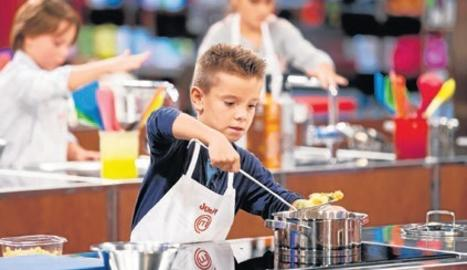 Abel, concursant de MasterChef Junior: «Volia arribar més lluny. El meu somni és ser cuiner»