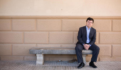 """Ramon arnó """"Els anomenats nadius digitals estan perduts a la xarxa si no els donem eines"""""""