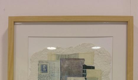 Una de les obres exposades a 'Collage'