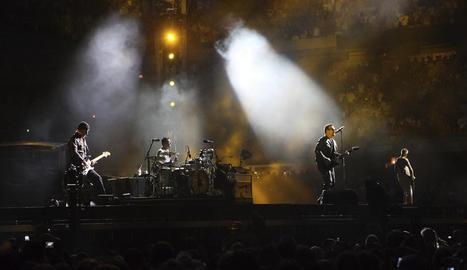 La banda irlandesa U2 oferirà el 18 de juliol a Barcelona l'únic concert a Espanya de la gira.