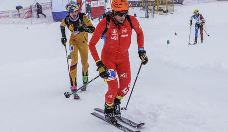 Kilian Jornet iniciarà aquest cap de setmana la temporada d'esquí.
