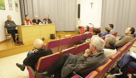 Presenten a Lleida un estudi sobre Llull i l'inquisidor Eimeric