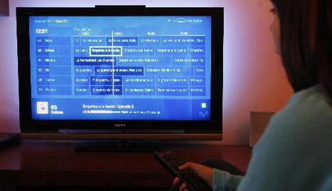 Abonats a la televisió