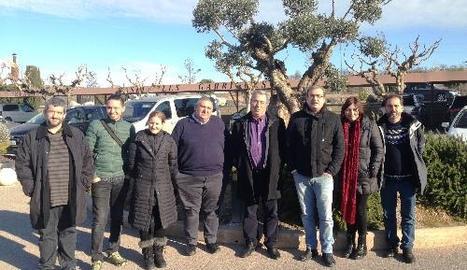 La visita de periodistes i especialistes va començar ahir.