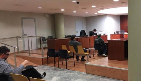 El judici es va celebrar ahir a l'Audiència Provincial de Lleida.