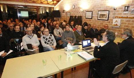 Expectació per la presentació del catàleg de construccions de l'Horta