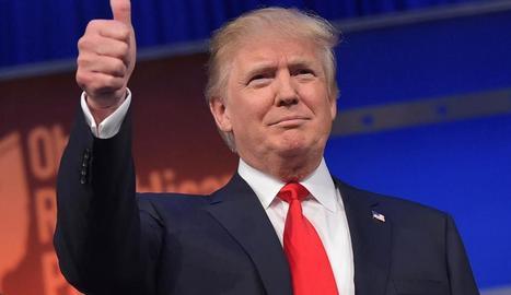 Donald Trump jurarà avui el càrrec de president dels EUA.
