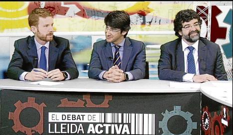 Lleida paga la llum més cara?, a la tarda a 'El debat de Lleida Activa'