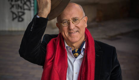 """Idili Lizcano: """"Cal feminitzar el món per salvar-lo. Ni els homes són feliços en el seu patriarcat"""""""