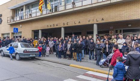 Homenatges a Aspa, Alcoletge, Soses i Les Borges als dos agents rurals morts