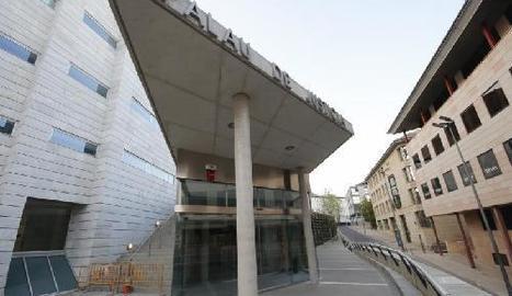 Els fets es jutjaran demà a l'Audiència de Lleida.