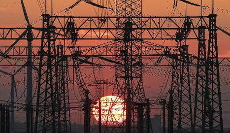 El cost del megawatt/hora torna avui a màxims.