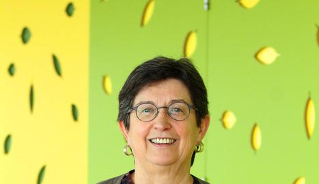 L'exdiputada lleidatana del PSOE, Teresa Cunillera.