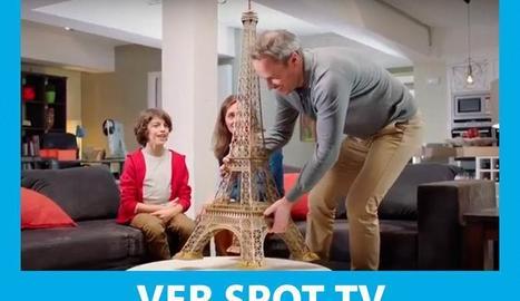 Qui no vol una torre Eiffel?