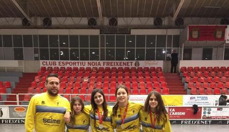 El Vila-sana, subcampió de Copa Generalitat