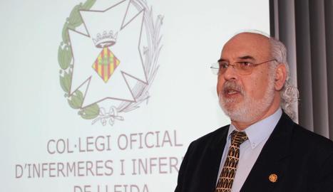 Josep Maria Camps Balagué, en una imatge d'arxiu.