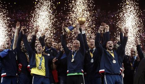Sisè Mundial d'handbol per a França