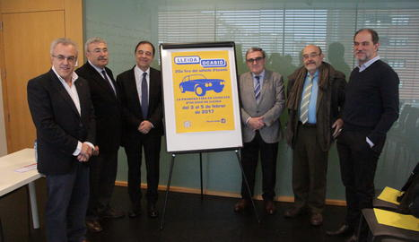 L'acte de presentació de la 20a edició de Lleida Ocasió.