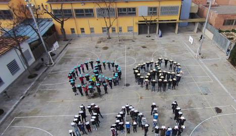 Imatges del Dia escolar de la pau