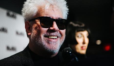 Imatge d'arxiu del director de cine Pedro Almodóvar.
