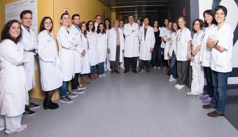 El Grup de Patologia Oncològica de l'IRBLleida