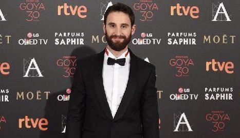 Dani Rovira repeteix com a presentador dels Goya.