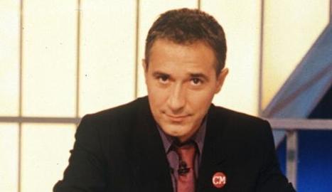 Xavier Sardà, a 'Crónicas Marcianas'.
