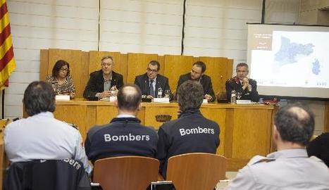 Interior i el consell de l'Urgell van anunciar ahir el pla pilot.