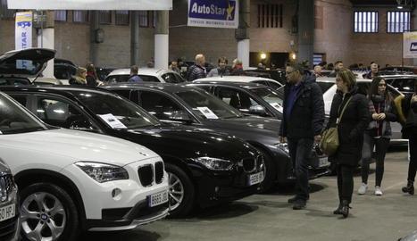 Lleida Ocasió tanca amb 150 vendes i 15.000 visitants