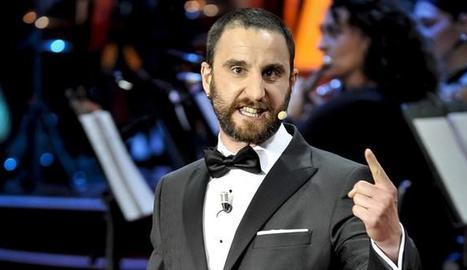 Dani Rovira, presentador de la gala.